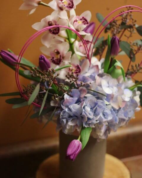 Bool's flowers
