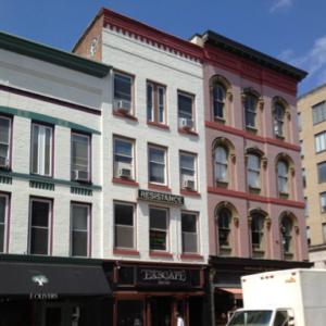 Office Vacancies - Downtown Ithaca
