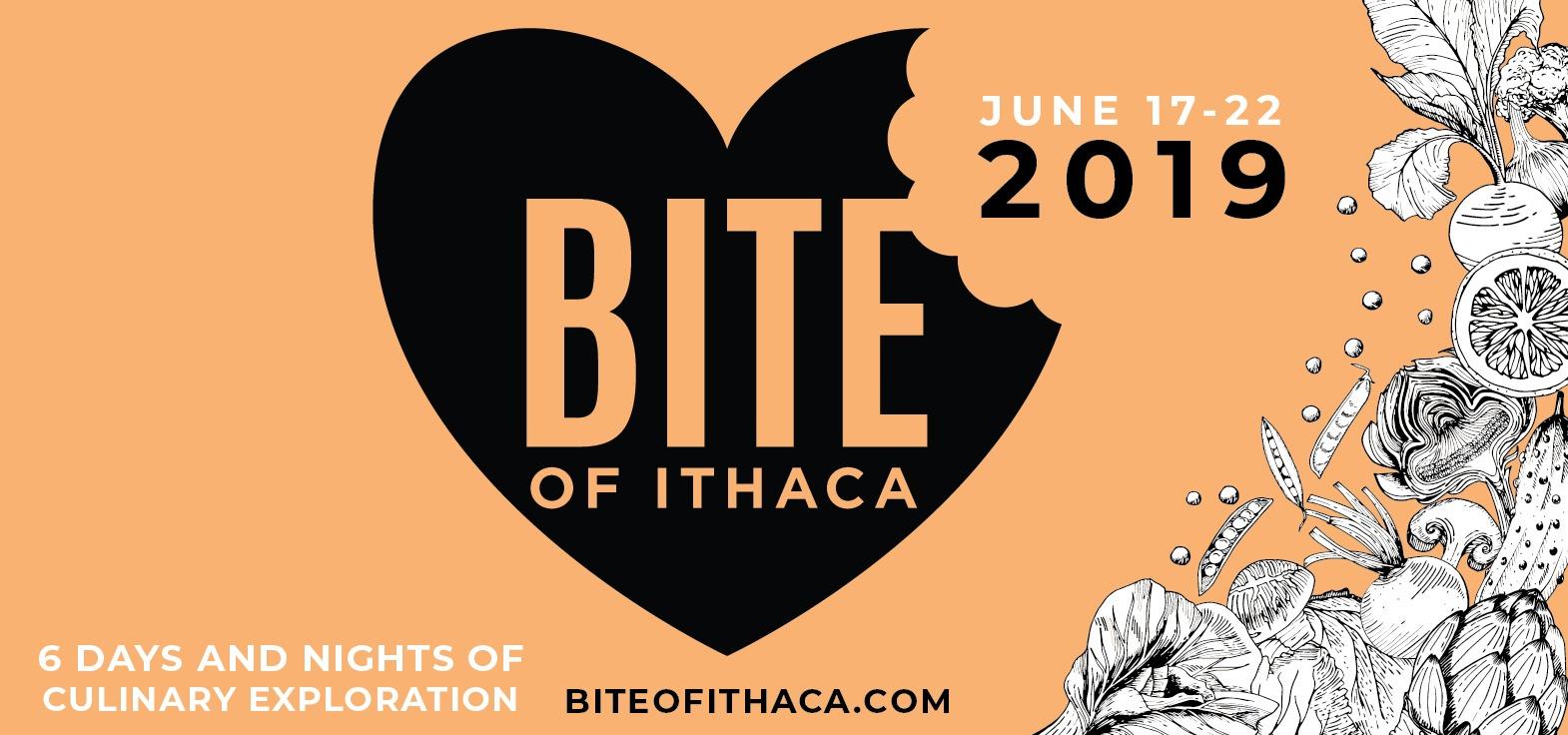 Bite of Ithaca header image
