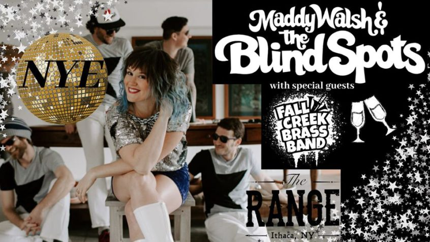 Maddy Walsh & The Blind Spots