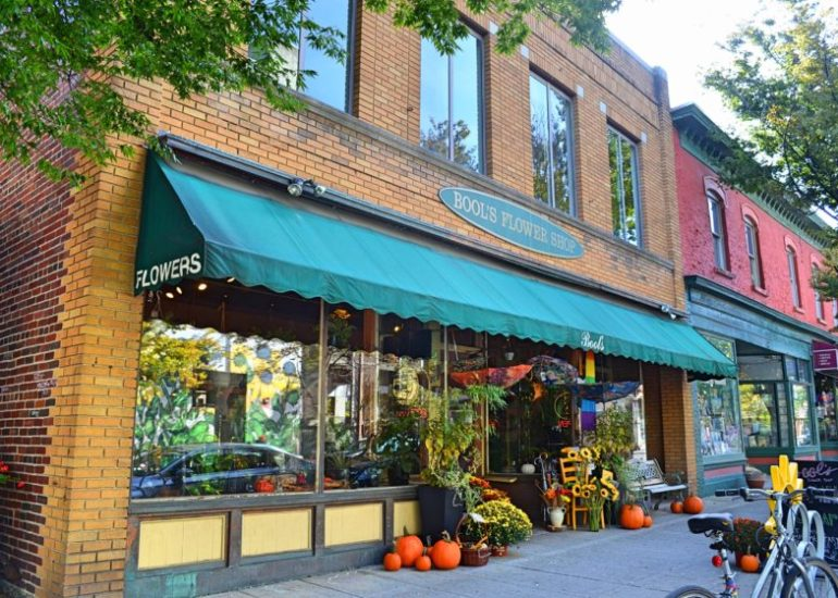 Bools Flower Shop