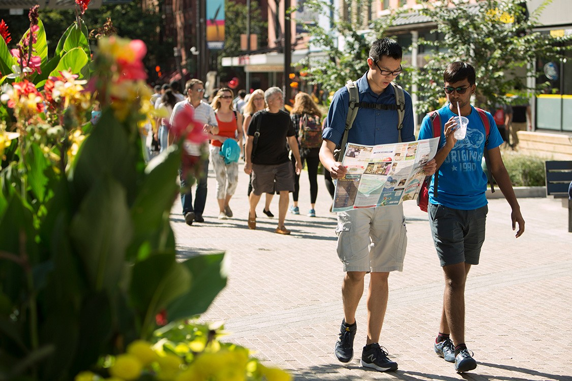 Downtown Ithaca invites CU, IC and TC3 students to 'Welcome Student Weekend' celebration