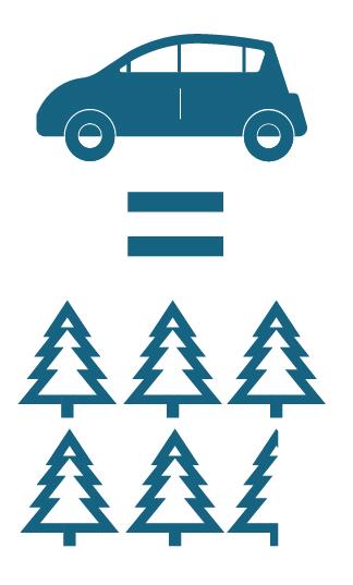 Passenger Vehicle Ratio Infographic