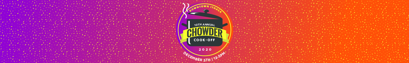 Chowder Cook-Off Header Image