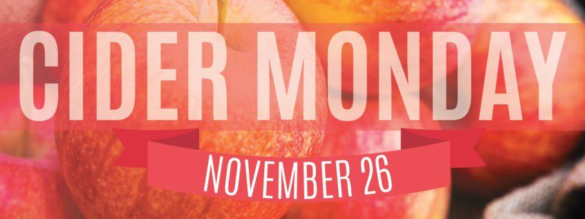 Cider Monday Image