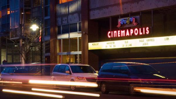 Cinemapolis exterior
