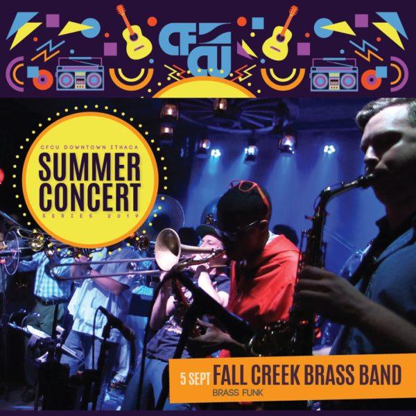 Fall Creek Brass Band