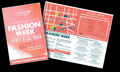 Fashion Week 2019 Program Guide Image
