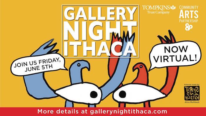 Gallery Night June logo
