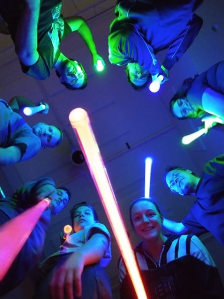 Ithaca LightSabers