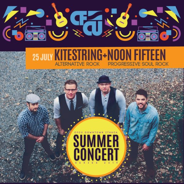 Kitestring & Noon Fifteen