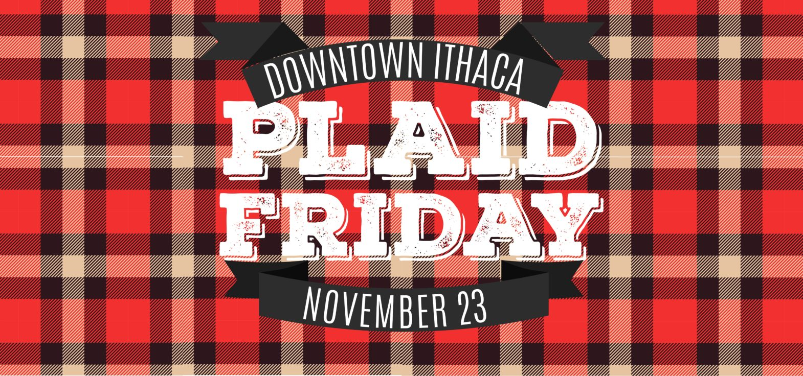 Plaid Friday Image