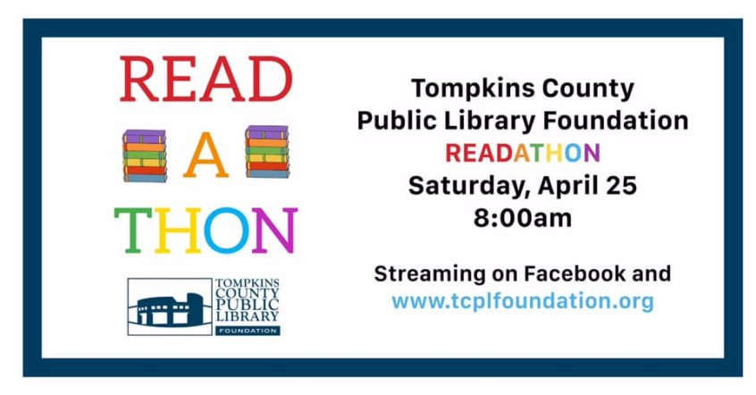 TCPL ReadAThon annoucement