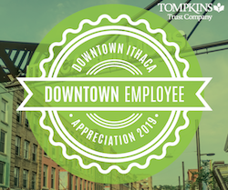 Downtown Employee Discount Card Downtown Ithaca
