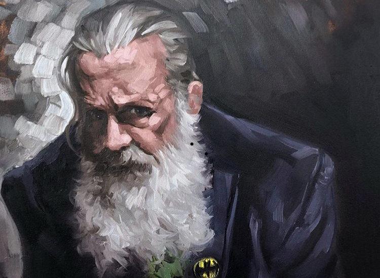 Painting by Joe Granski