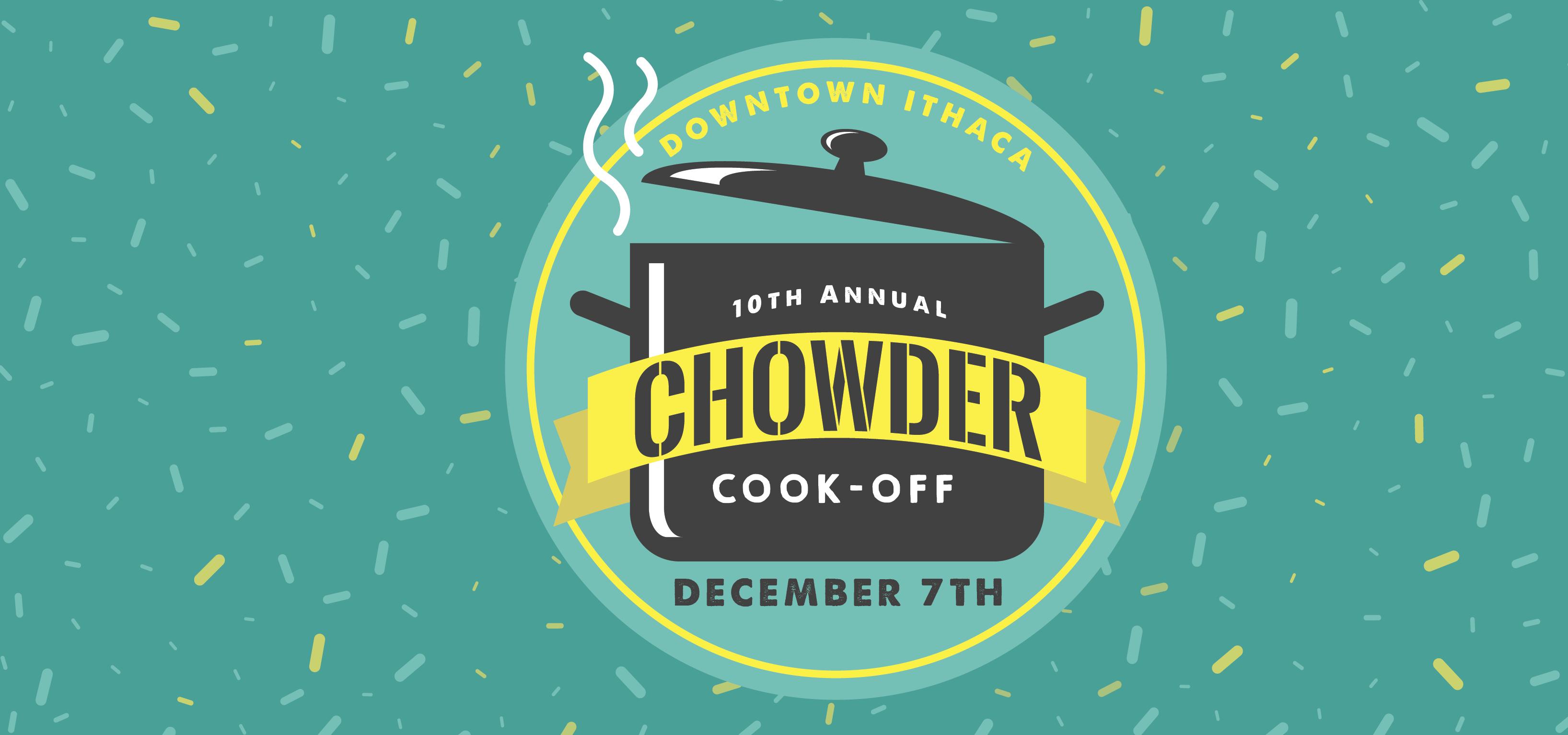Chowder Cook-Off - Dec. 7, 2019