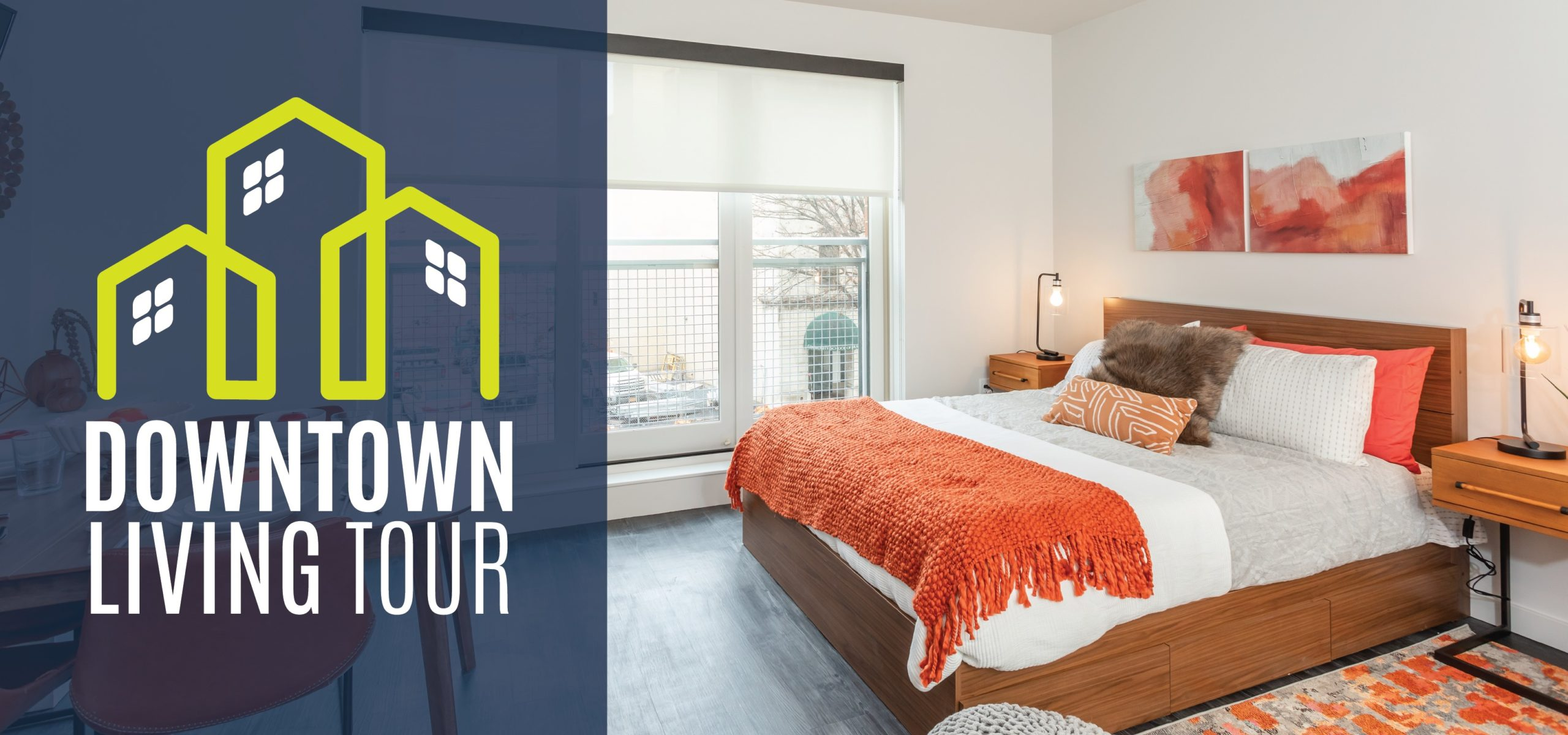 Downtown Living Tour Ad